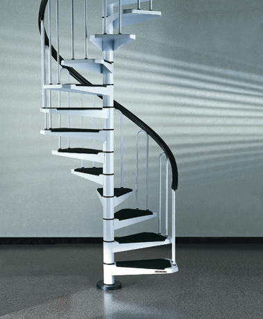 description af26 spiral staircase the af26 kit spiral staircase s