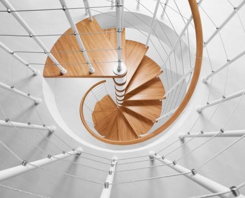 Genius 010 Spiral Staircase