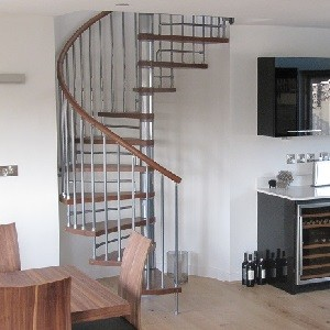Kit Spiral Staircase - Genius 030 small