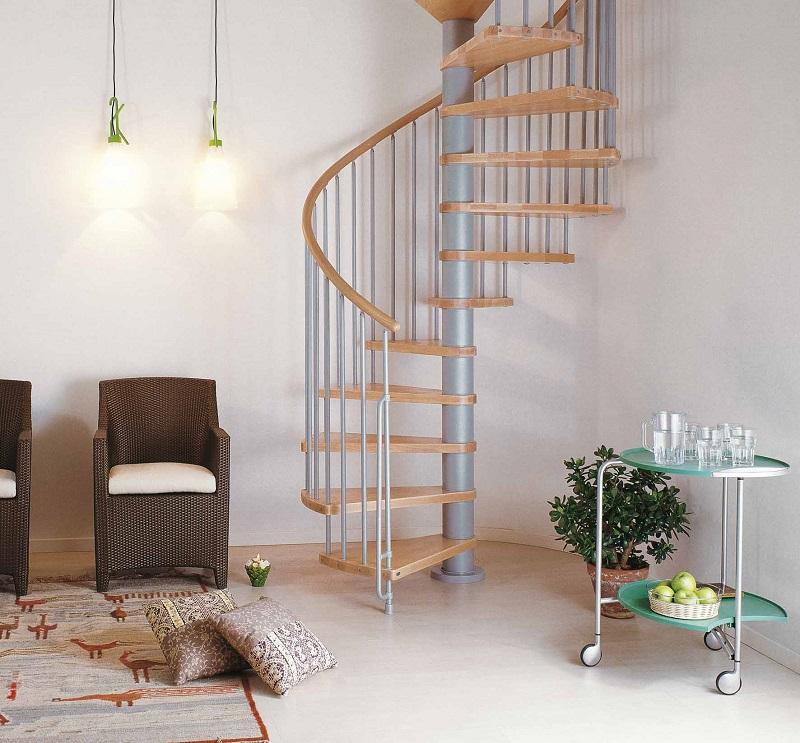 klan spiral staircase. Black Bedroom Furniture Sets. Home Design Ideas