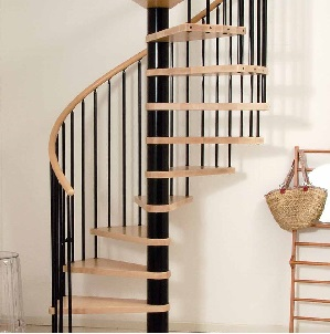 Klan Kit Spiral Staircase Home