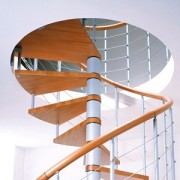 Genius 010 Spiral Staircase