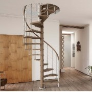 Genius 040 Spiral Staircase