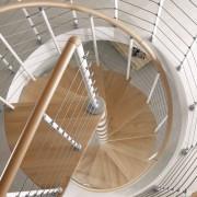 Kit Spiral Staircase - Kloe