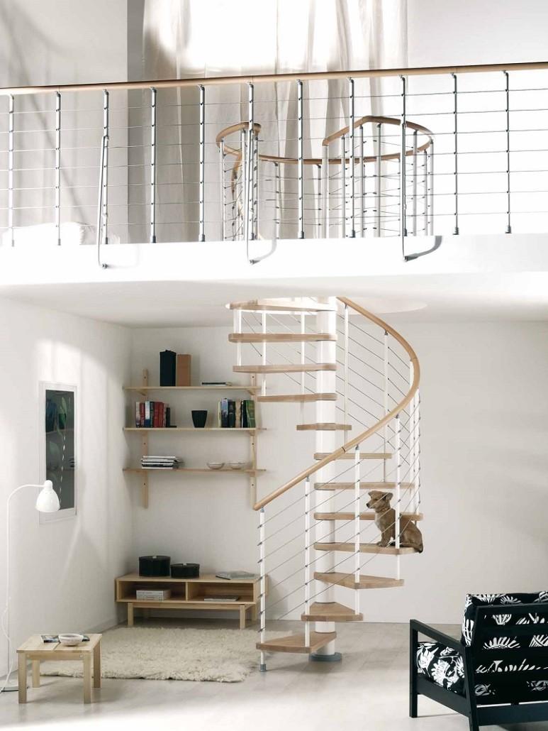 Kloe Spiral Staircase Kit Spiral Staircases