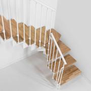 Oak 90 Kit Staircase